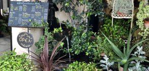 聖蹟桜ヶ丘の美容室GREEN☆エントランスがお客様に大人気です!